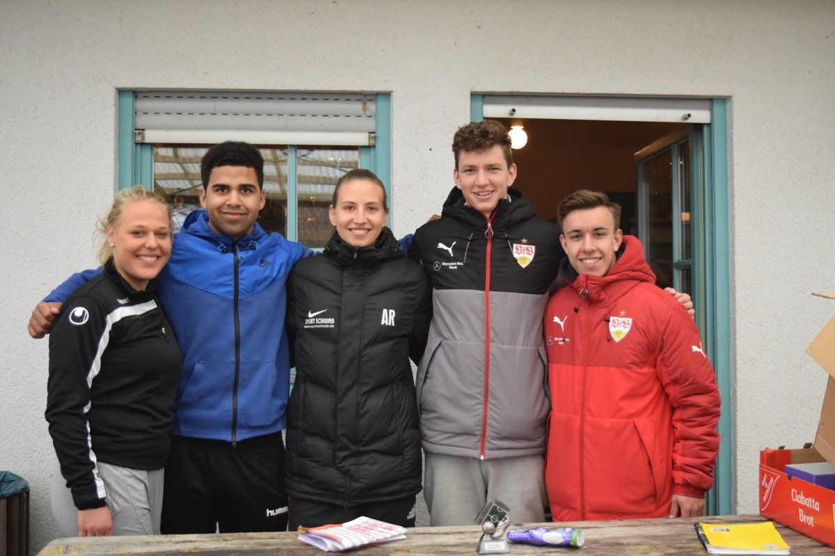 Trainerteam Hegnach home of goals VfB